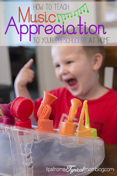 How to Teach Music Appreciation to Preschoolers