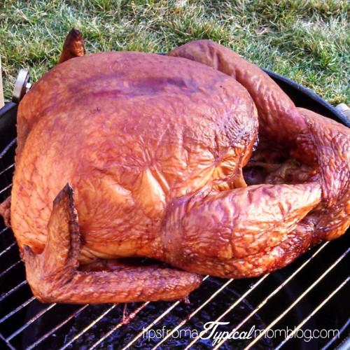 How to Brine and Smoke a Turkey