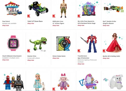 Christmas Gift Guide for Kids #Fab15ToysCGC
