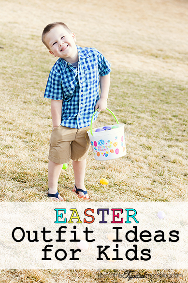 Easter Outfit Ideas for Kids