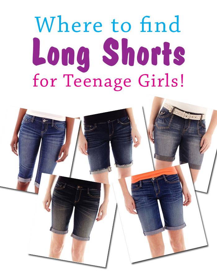 Teen Gs Girls Shorts