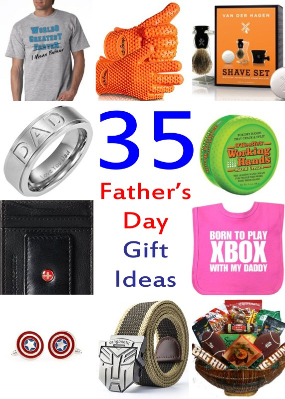 35 Fathers Day Gift Ideas