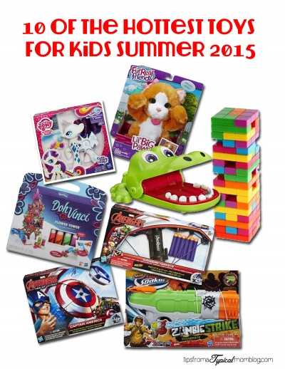 10 Most Popular Gifts for Kids- Summer 2015