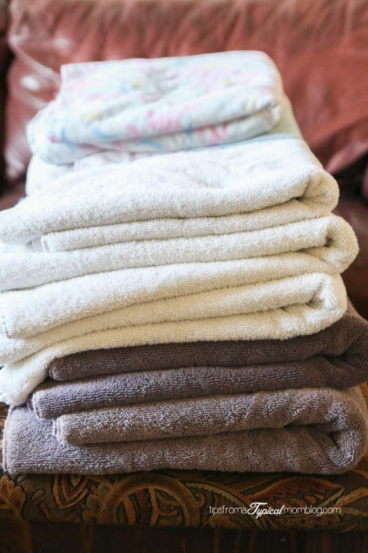 How to Handle Summer Laundry with Kids