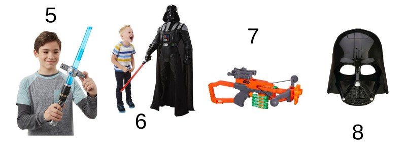Star Wars Christmas Gift Ideas