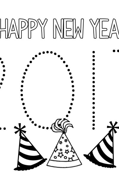 Making New Years Resolutions with your Kids- Free Printable Worksheets