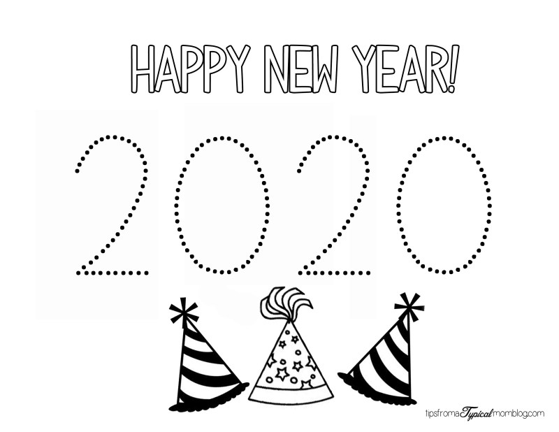 New Years Resolution & Time Capsule Worksheets and ...