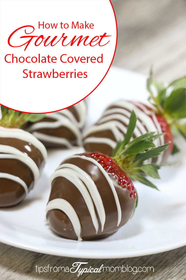 How to Make Gourmet Chocolate Covered Strawberries- Video Tutorial ...