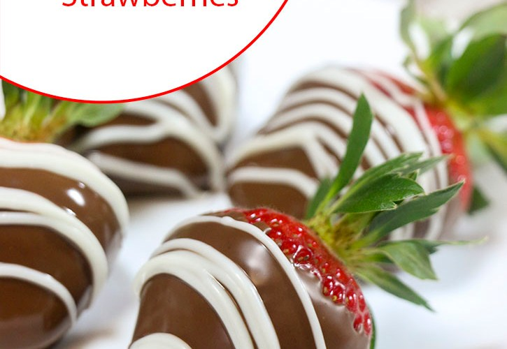 How to Make Gourmet Chocolate Covered Strawberries- Video Tutorial