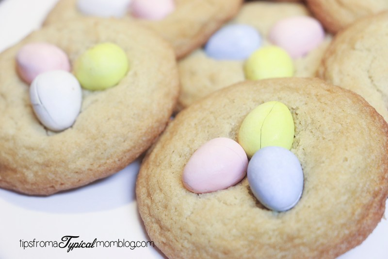 Cadbury Mini Eggs Cookies Recipe for Easter