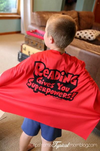Summer Reading Challenge for Kids + Giveaway!