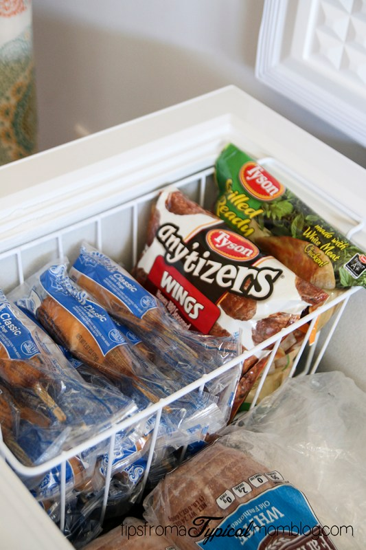 How to Organize Your Fridge and Freezer for Back to School