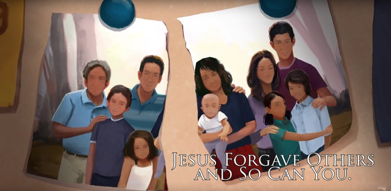 Jesus Forgave Others and So Can You. A Family Home Evening Lesson