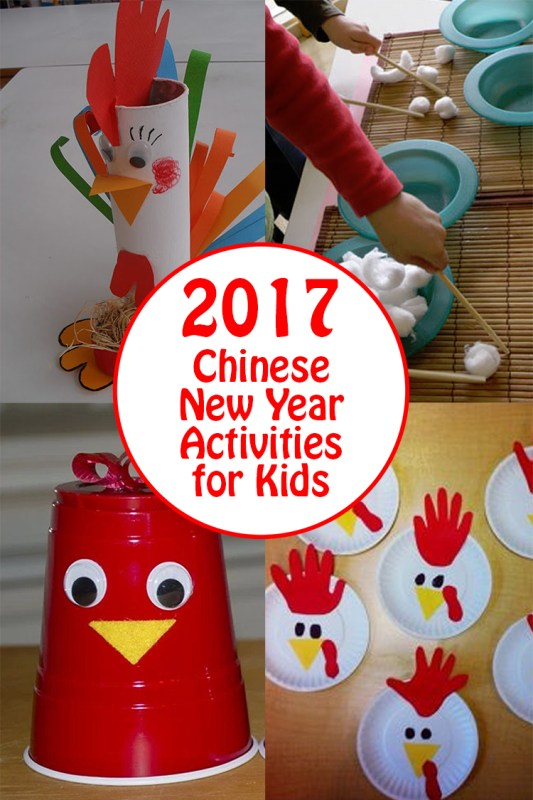 2017 chinese new year kids activities and rooster crafts tips from a typical mom - Chinese New Year Activities
