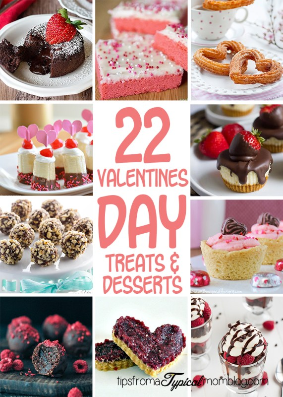 22 Valentines Day Desserts and Treats