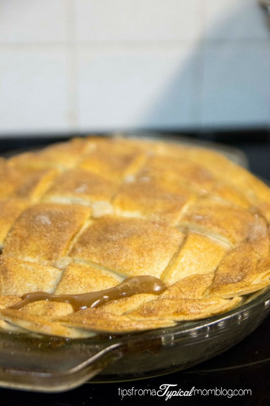 Old Fashioned Lattice Apple Pie