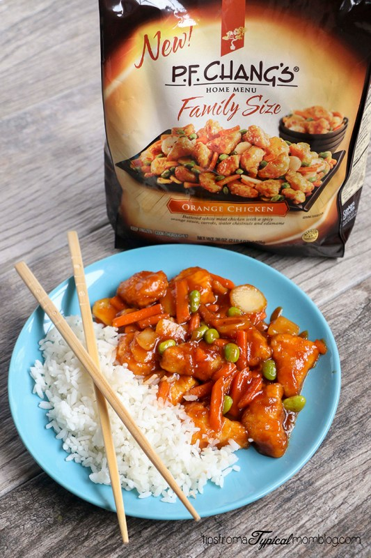 Stir Up Family Fun At Dinner Time With P F Chang S Home