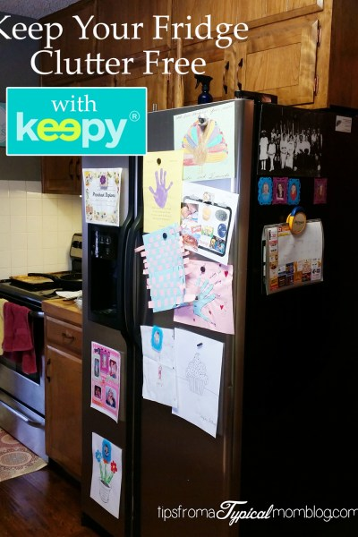 Keep Your Fridge Clutter Free with the Keepy App