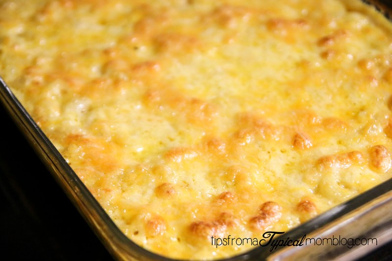 Easy Homemade Macaroni and Cheese