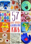 57 Fun Things to Make with Salt Dough for Kids