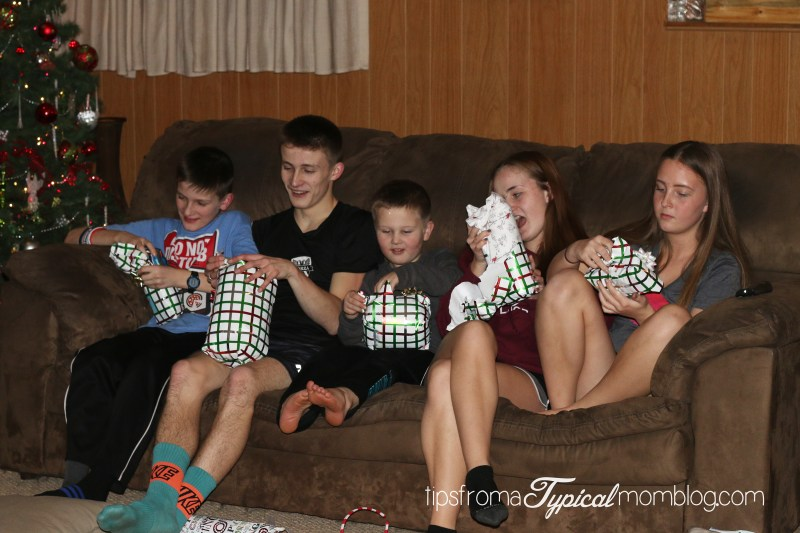 Why Our Kids Don't Buy Christmas Gifts for Each Other