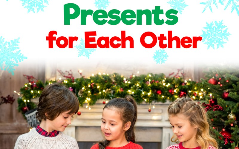 Why Our Kids Don't Buy Christmas Presents for Each Other