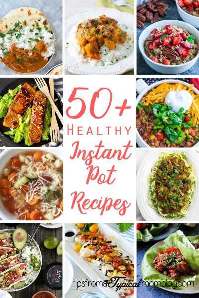 50 Healthy Instant Pot Recipes