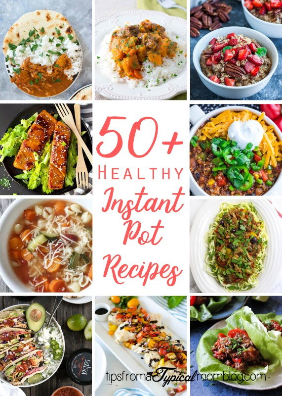 50 healthy instant pot meals tips from a typical mom 50 healthy instant pot recipes forumfinder Image collections