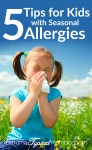 5 Tips for kids with seasonal allergies