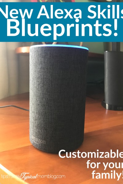 How To Start Using Amazon Alexa Skills Blueprints To Personalize Your Family Life