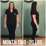 Weight Loss Journey with MD Diet Month Two