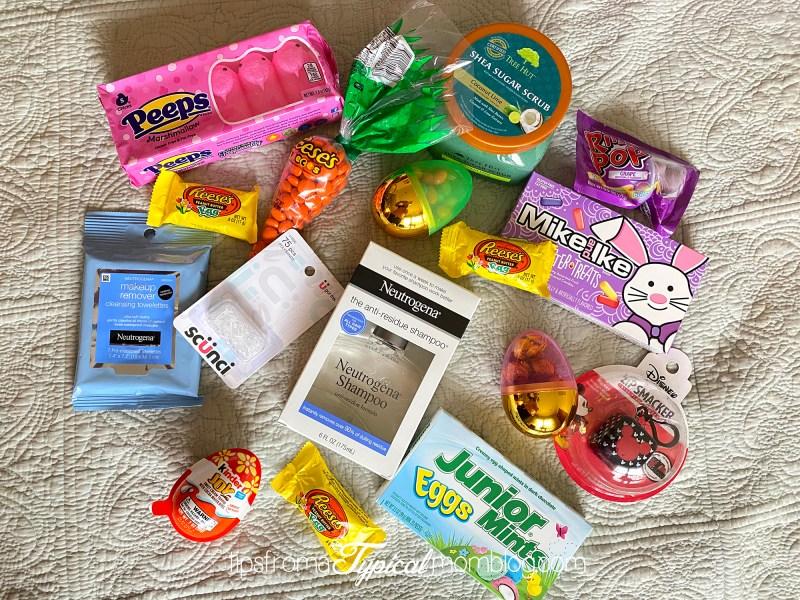 Teenage girl Easter Basket ideas for 2020.