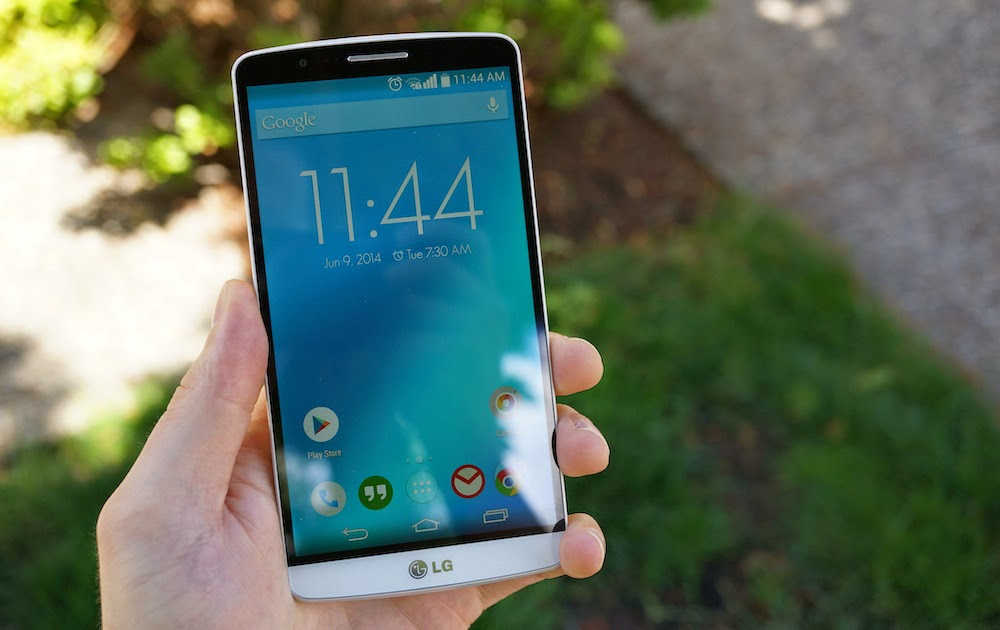 LG G3: The best Android phone of 2014