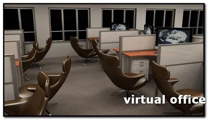 virtual office adalah