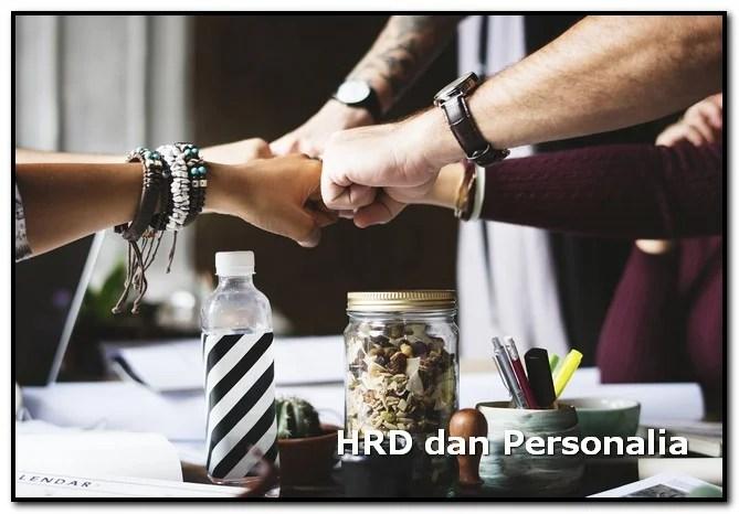 tugas dan tanggung jawab personalia