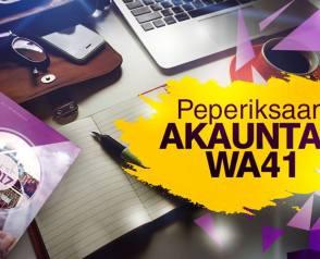 Topik Hot Seksyen A Peperiksaan Online Akauntan WA41