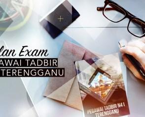 Contoh Soalan Pengetahuan Am Pegawai Tadbir N41 Terengganu