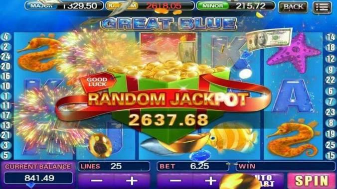 Jackpot SCR888 Great Blue