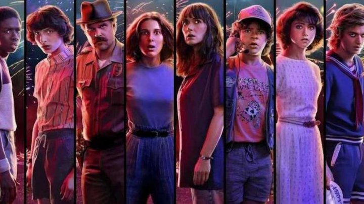 Stranger Things: Binge-Worthy Show for the Self-Quarantined