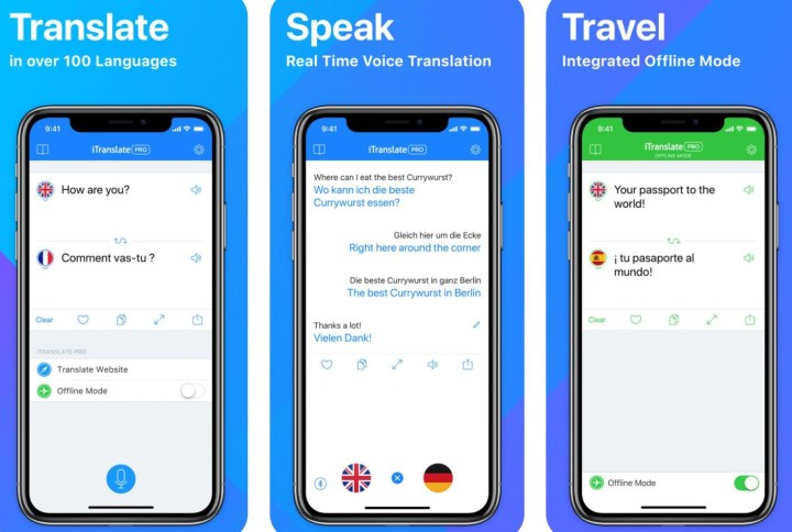 Top 5 Free Android and iOS Language Translation Apps