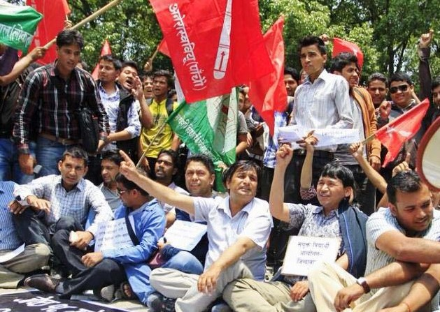 How Nepali Youths Stay Politically Active