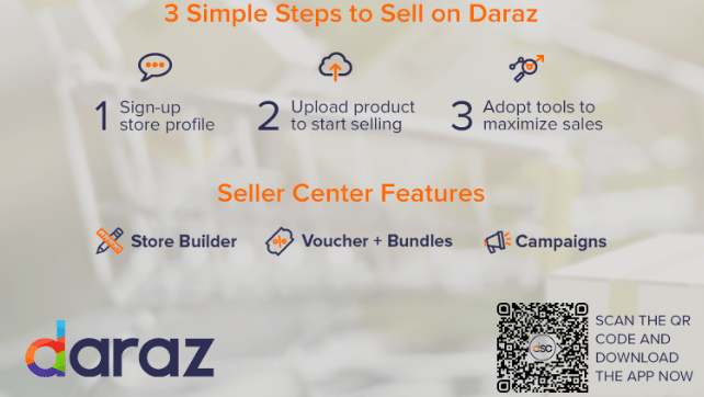 sell on daraz