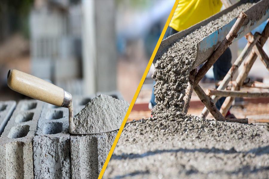 Cement and Concrete – 5 Shocking Differences