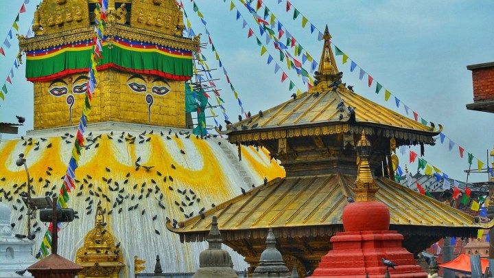 visit Nepal from India