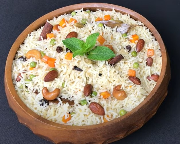 3 Phase Recipe for Vegetable Pulau: Perfect Replacement to Boring Rice