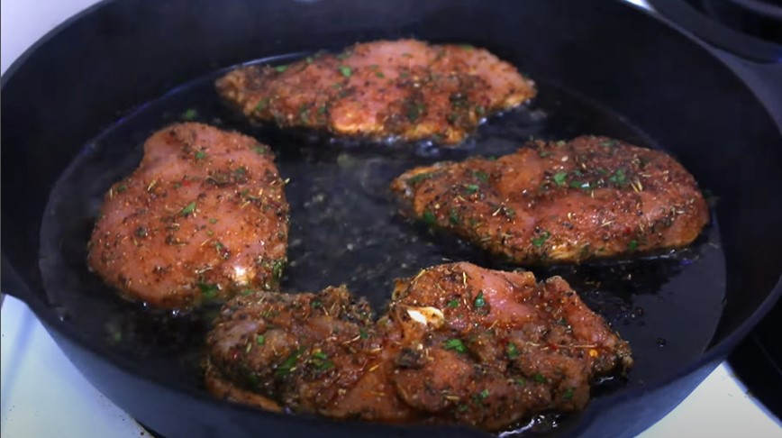 3 Step Recipe for Seared Chicken: Easy and Quick Dish for All