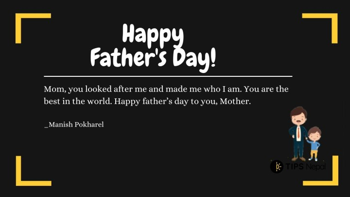 Happy Father's Day Quotes and Wishes Kushe Aushi