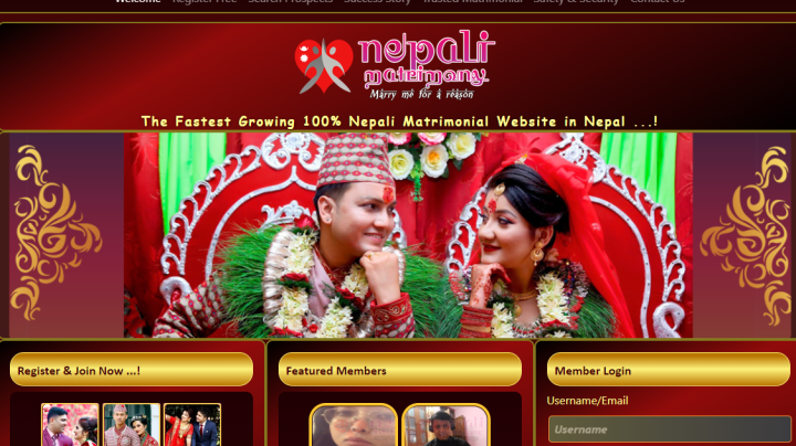 Search Nepali Girl For Marriage