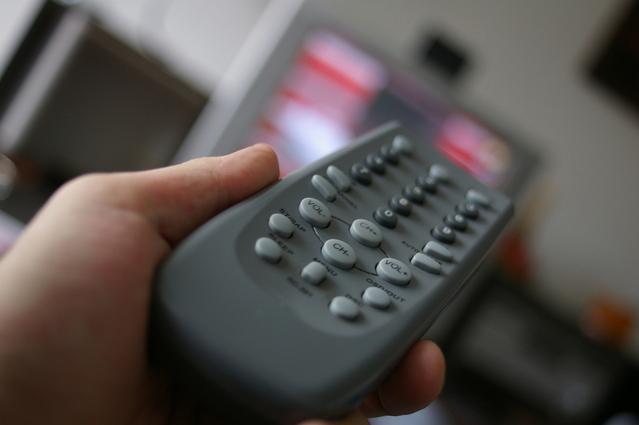 Remote televisi
