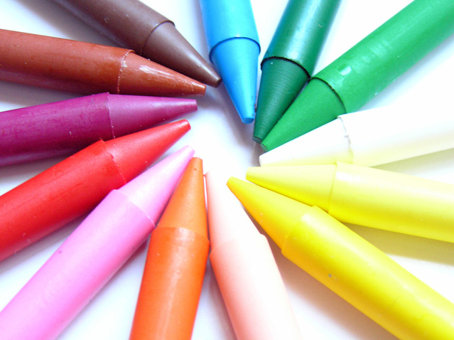 Crayon | Img:freeimages.com